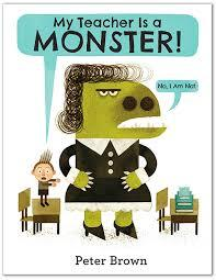 Teacher Monster